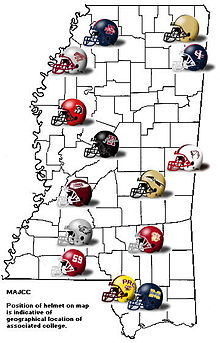 Mississippi Association of Community & Junior Colleges - Wikipedia