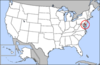 Map of USA highlighting Delaware.png