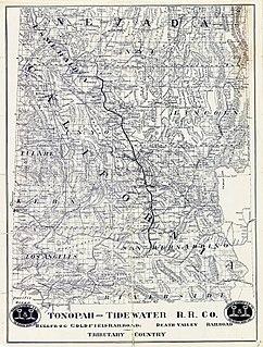 Tonopah and Tidewater Railroad