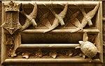 Marble mailbox of Casa de l'Ardiaca. - Lluís Domènech i Montaner - Catalan modernism architect - panoramio.jpg
