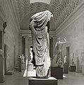 Marble statue of Aphrodite, the so-called Venus Genetrix MET DP107610.jpg