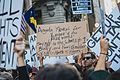 March against Trump, New York City (25314415569).jpg