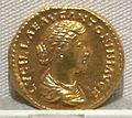 Marco aurelio e lucio vero, aureo per lucilla, 164-169 ca. 03.JPG
