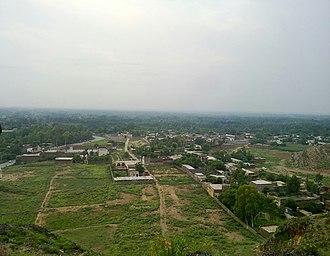 Mardan - Gulbahar Village Mardan