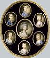 Maria Feodorovna and children by H.Viollier (1788, SEPHEROT).jpg