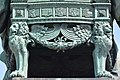 Maria Theresien Denkmal - Wien,Detail an der Rückseite des Thrones.jpg