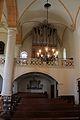 Maria Wörth - Pfarrkirche - Blick zur Orgelempore.JPG