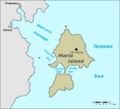 Maria island map.png