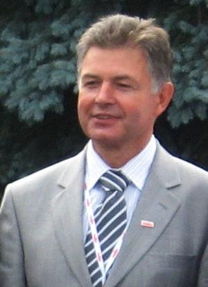 Polish presidential election, 2000 - Image: Marian Krzaklewski 2007