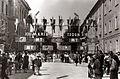 Mariborski teden - vhod na razstavišče 1956.jpg