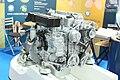 Marine Dieselmotor CM3.27 von Craftsman Marin auf der Basis eines Mitsubishi 2.JPG