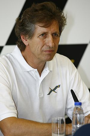 Ilmor - Mario Illien, co-founder of Ilmor
