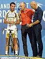 Mark Cavendish Tour 2010 team presentation 2.jpg