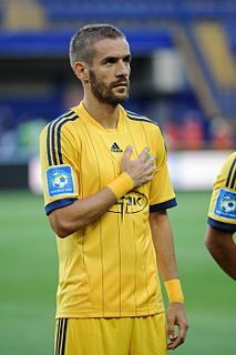 Marko Dević Ukrainian footballer