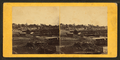 Marquette Harbor showing ore cars on pier, from Robert N. Dennis collection of stereoscopic views.png