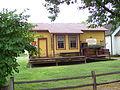 Marquette Kansas Railroad depot museum.jpg