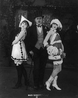 Ford Sterling - With Marvel Rea and Alice Maison