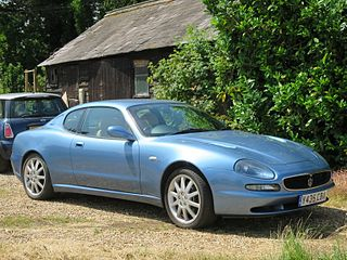 Maserati 3200 GT Grand tourer manufactured by Italian automobile manufacturer Maserati from 1998–2002 as a successor to the Shamal