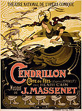 Jules Massenet wrote the music to Henri Cain's libretto