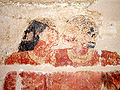 Mastaba of Niankhkhum and Khnumhotep embrace.jpg