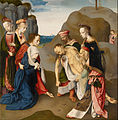 Master of the Virgo inter Virgines - Lamentation over the Dead Christ - Google Art Project.jpg