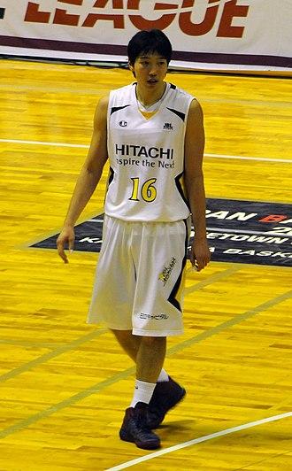 Yuta Watanabe - Image: Matsui keijuro (cropped)