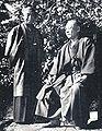 Matsuo and Okada in kimono cropped.jpg