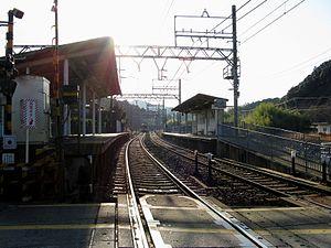 Matsuo Station (Mie) - Matsuo Station