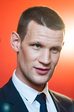 Matt Smith of BBC's Dr Who (cropped).jpg