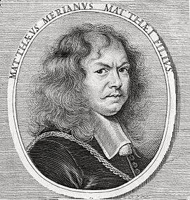 Matthaeus Merian, der Jüngere