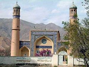 Maudood Chishti - Chisht, Afghanistan