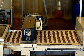 Mauna Loa Macadamia Nut Corporation - Image: Mauna Loa Macadamia Nut & Chocolate Factory (16254633357)