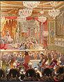 Maurice Leloir- Le Roy soleil- Première représentation d'Esther.jpg