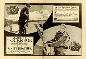 The White Heather - Advertisement, 1919