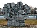 Mauthausen Rollfährendenkmal.JPG
