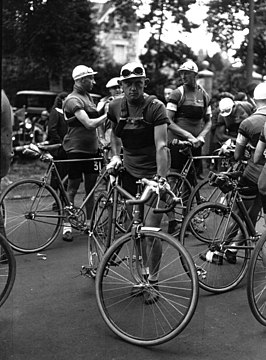 Max Bulla in de Tour de France van 1932