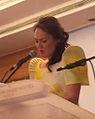 Mayor Gwendolyn Ecleo as the plenary moderator.jpg