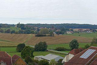 Mazerolles-le-Salin Commune in Bourgogne-Franche-Comté, France