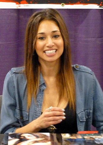 Meaghan Rath - Rath at Wizard World Toronto Comic Con in 2012
