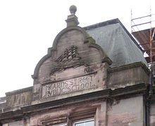 wiki secondary education scotland