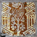 Medieval tiles at Great Malvern Priory.jpg