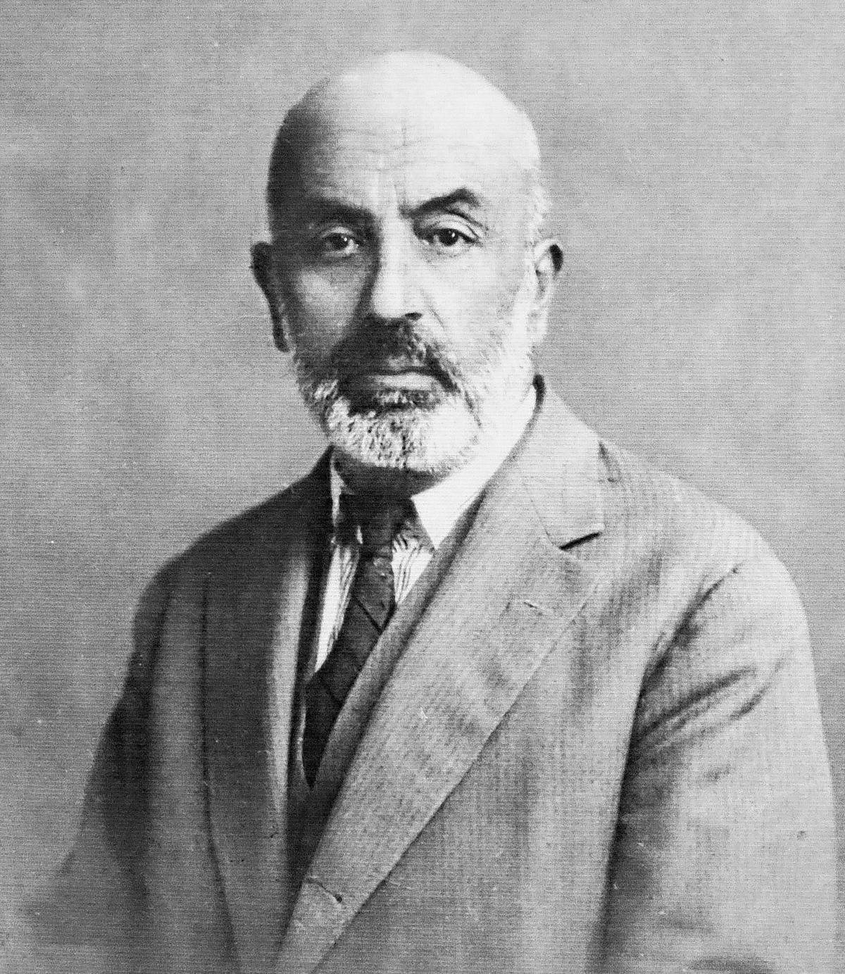 Mehmet Âkif Ersoy - Vikipedi