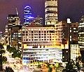 Melbourne, Australia at Night - panoramio (6).jpg