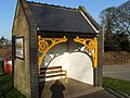 Melton Constable Bus Shelter - geograph.org.uk - 690871.jpg