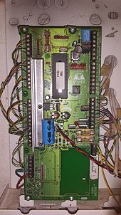 Security alarm wikipedia alarm cpu panel with inputs and outputs asfbconference2016 Image collections
