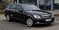 Mercedes-Benz C 250 CDI BlueEFFICIENCY T-Modell Elegance (S 204) – Frontansicht, 15. April 2012, Mettmann.jpg