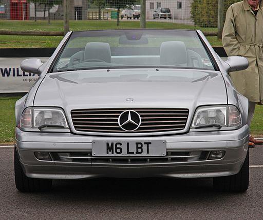 Mercedes-Benz R219 - Flickr - exfordy