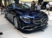 Mercedes Benz S Class W222 Wikipedia