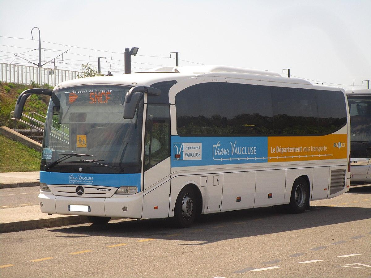 vaucluse transport