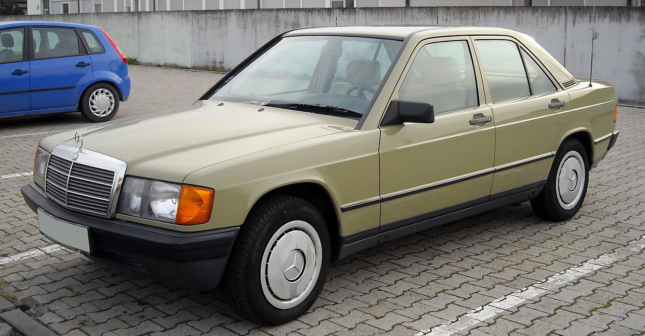 File mercedes benz w201 front wikimedia commons for Mercedes benz media